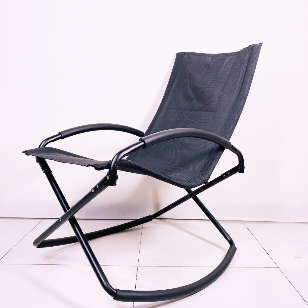 Folding recliner back chair home