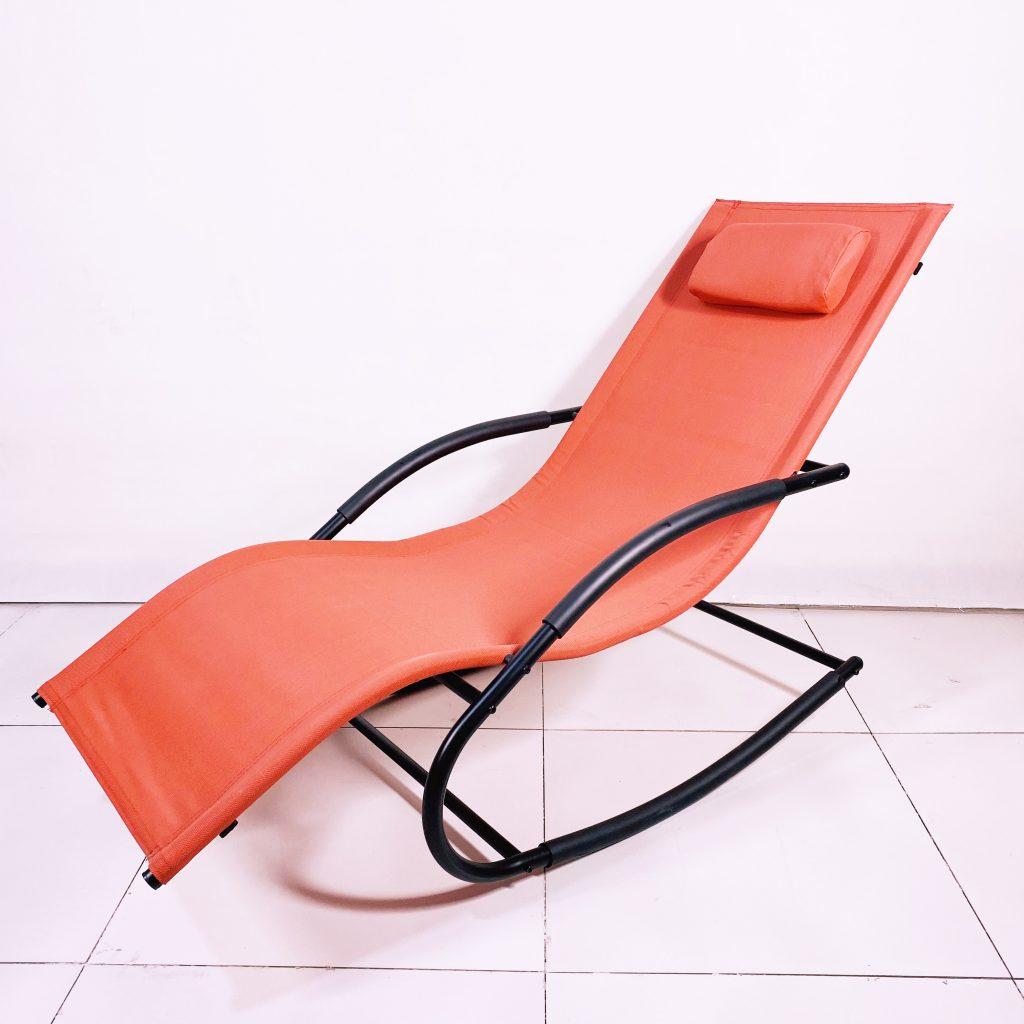 Lounge chair nap chair portable home balcony chair