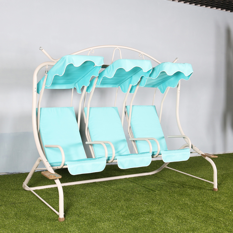 Outdoor swing sling home rocking chair