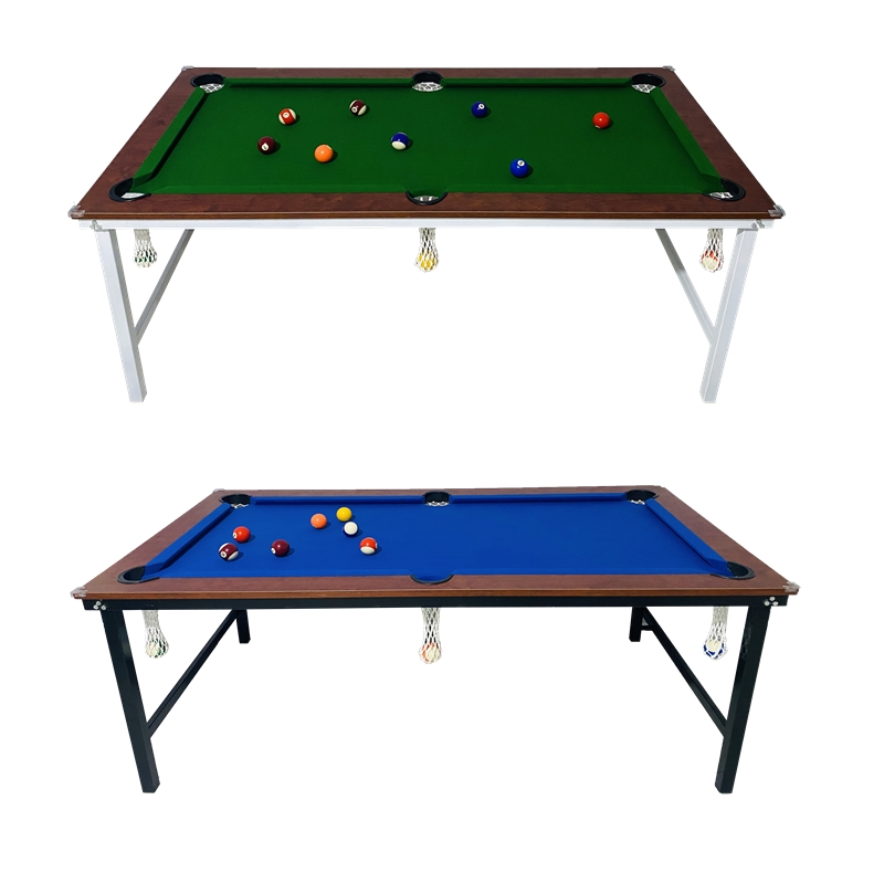 Multi-function indoor standard adult American black 8 small children's pool table family table tennis table
