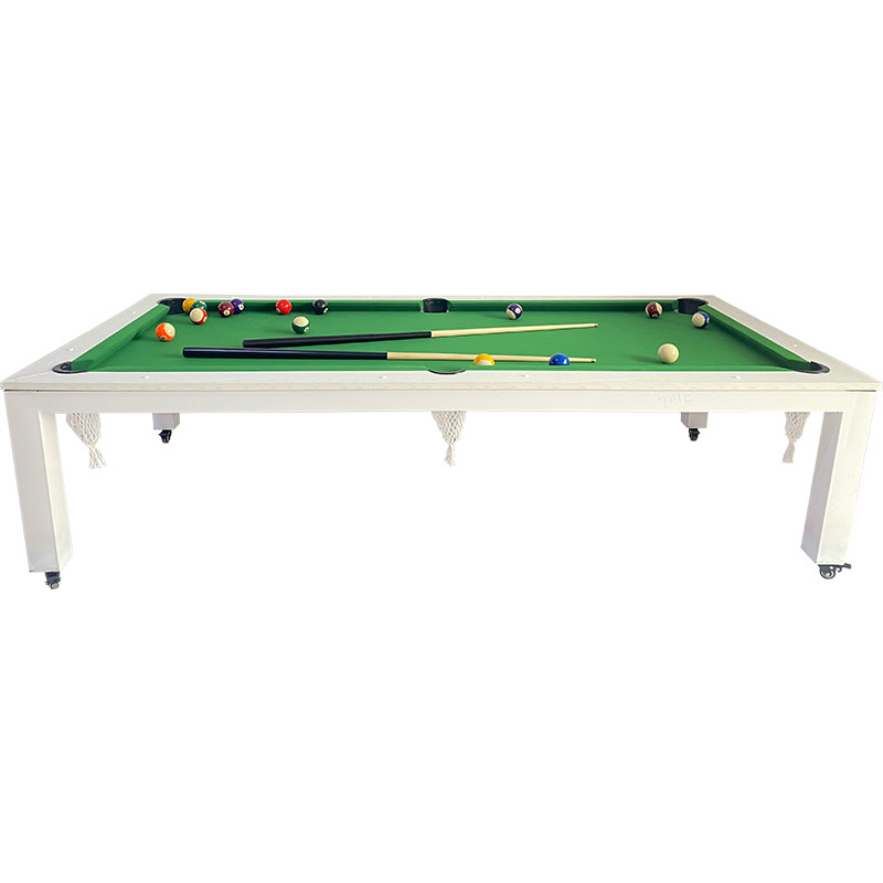 Home pool table Standard American black eight three in one multi-function table tennis table for indoor commercial nine table tennis table